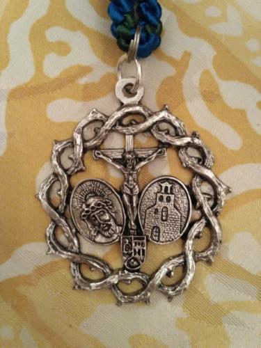 Anverso Medalla Hermandad Del Santo Cristo de la Misericordia - Villamantilla